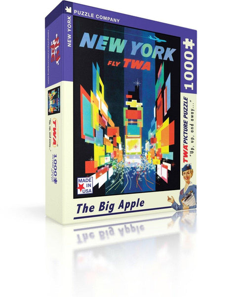 The Big Apple 1000pc Puzzle