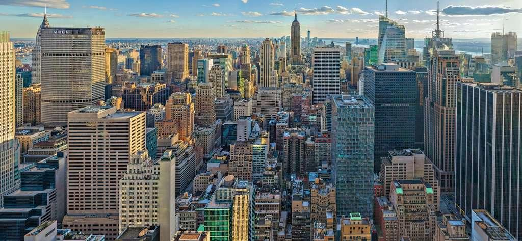 View over New York 2000pc Puzzle