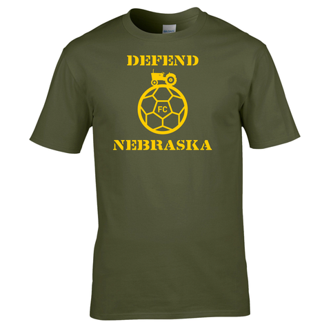 DEFEND NEBRASKA T-SHIRT