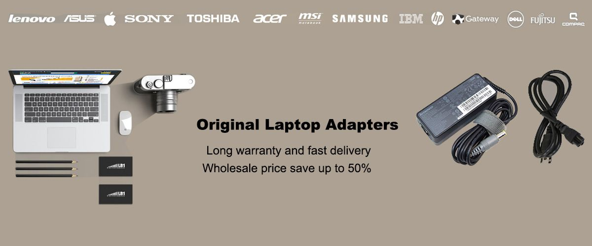original laptop charger adapters