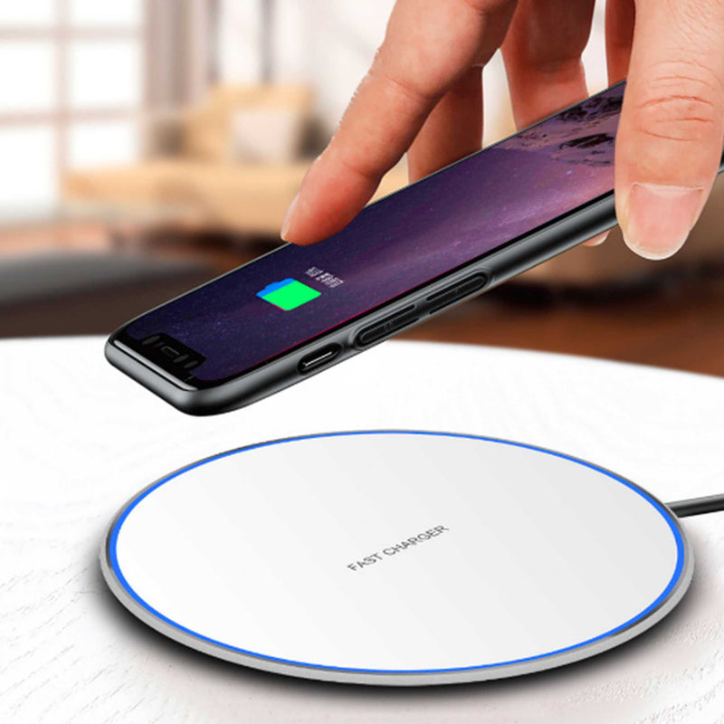 10W Fast Wireless Charging Pad