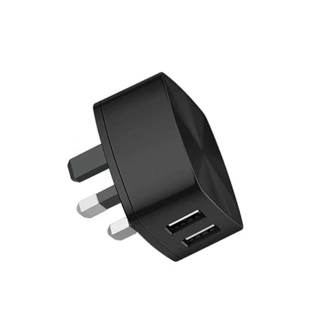 12W dual usb power adapter