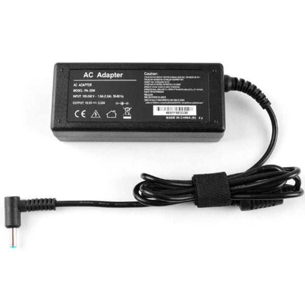19.5V 3.33A 65W Replacement AC Power Adapter Charger for HP