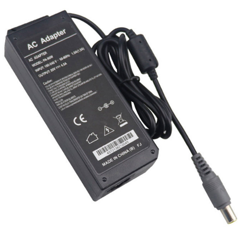 20V 4.5A 90W Laptop Charger for Lenovo IBM ThinkPad