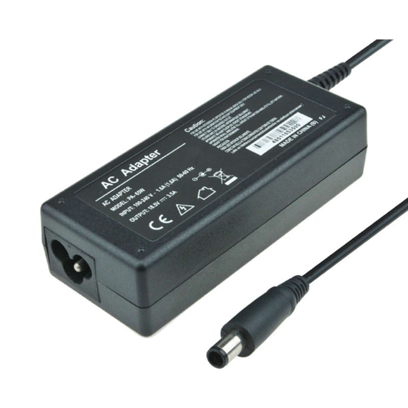 65W 18.5V 3.5A AC Adapter for HP