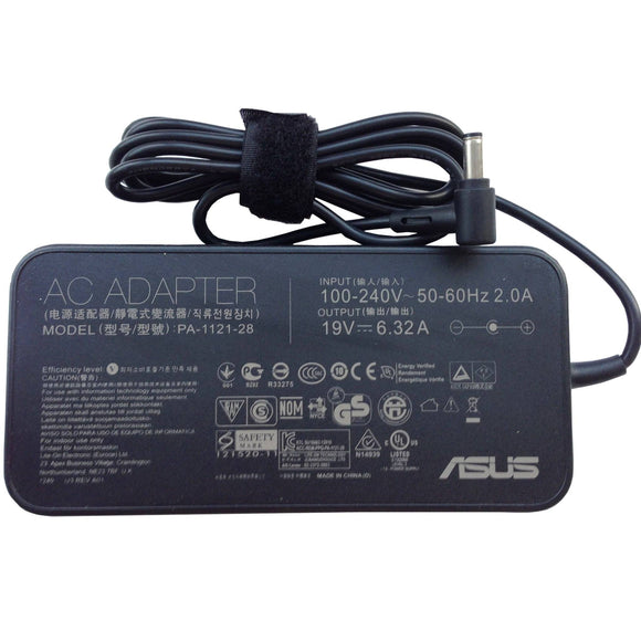 ASUS 120W 19V 6.32A AC Adapter for ASUS N56VM-AB71(5.5x2.5mm)