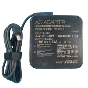 ASUS AC Adapter 90W 19V 4.74A ADP-90YD B 5.5mm x 2.5mm