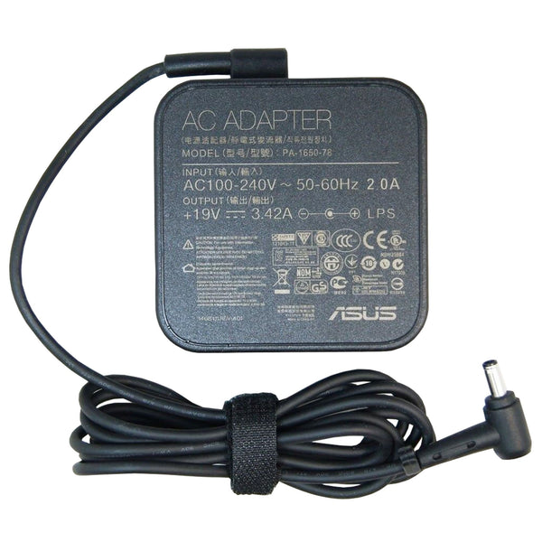 ASUS Genuine 65W Power Adapter for P2520L P2520LA P2430UJ ASUSPRO