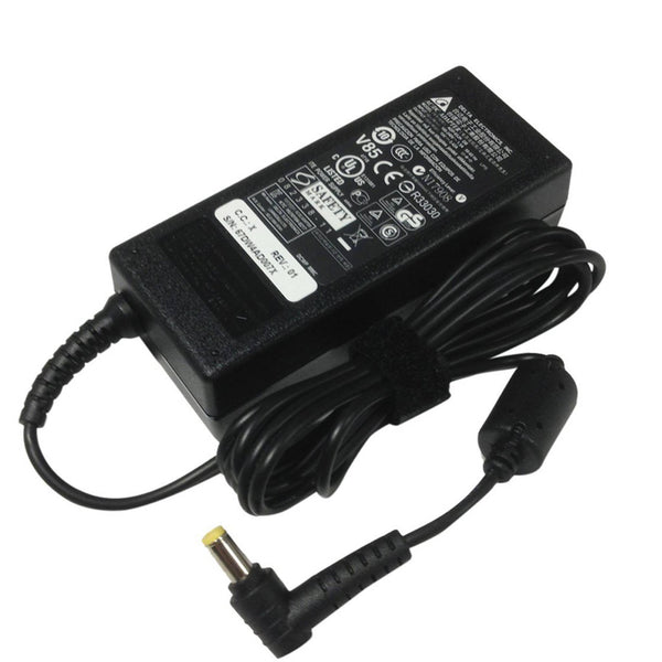 Delta 65W 19V 3.42A Laptop Charger for Acer Aspire ES1 ES1-511 E1 E3 E5(5.5x1.7mm)