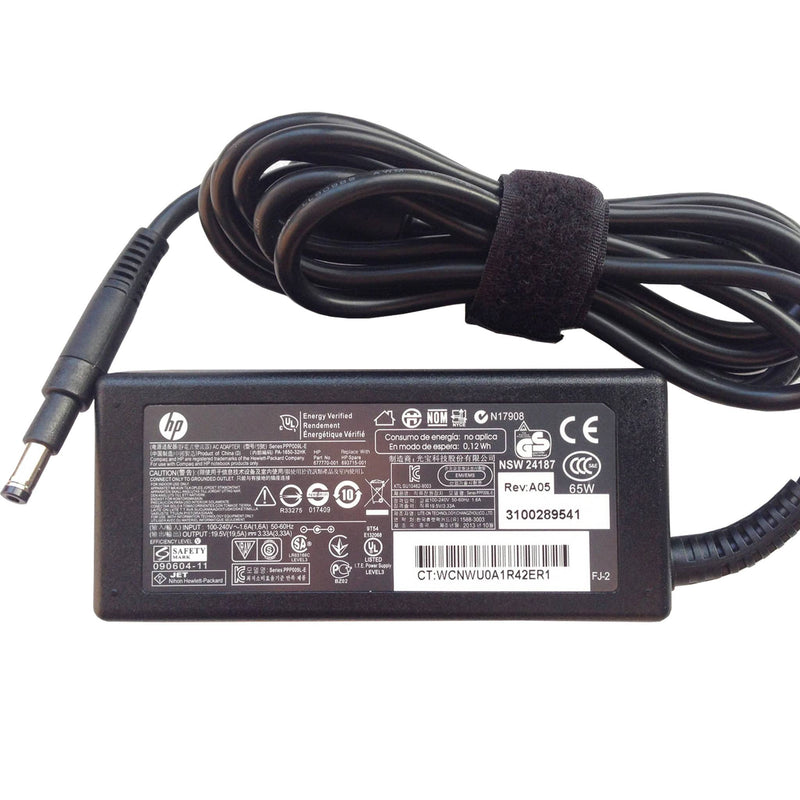 HP Pavilion 14-b173cl 19.5V 3.33A 65W AC Power Adapter (4.8x1.7mm)