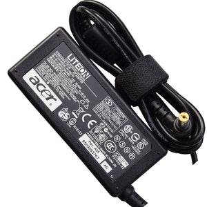 LiteOn Acer 19V 3.42A 65W AC Power Adapter PA-1650-02(5.5x1.7mm)