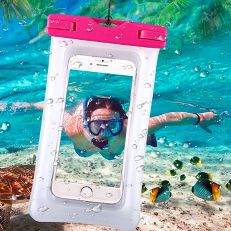 Phone Pouch for Beach Kayaking Travel or Bath