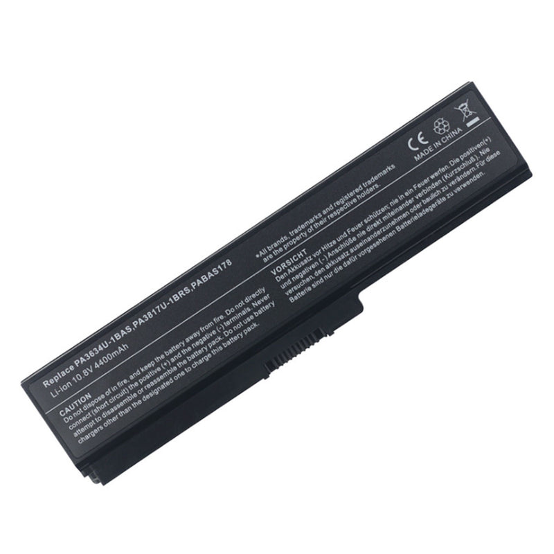 Replacement PA3817U-1BRS Laptop Battery for TOSHIBA Satellite C600