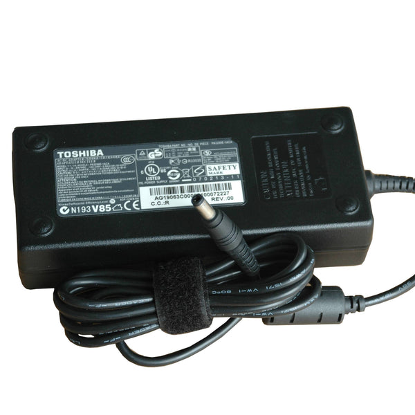 Genuine Toshiba 120W 19V 6.32A AC Power Adapter PA3717E-1AC3 PA-1121-04