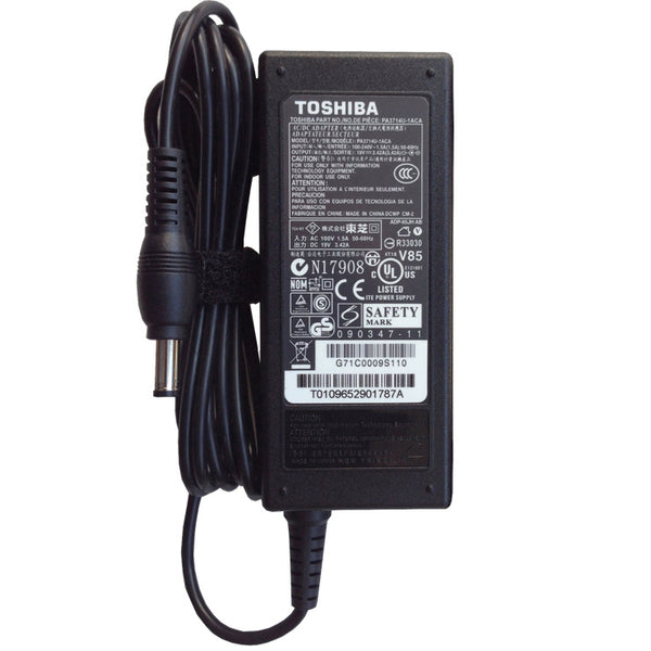 Toshiba 65W 19V 3.42A Original AC Adapter Charger