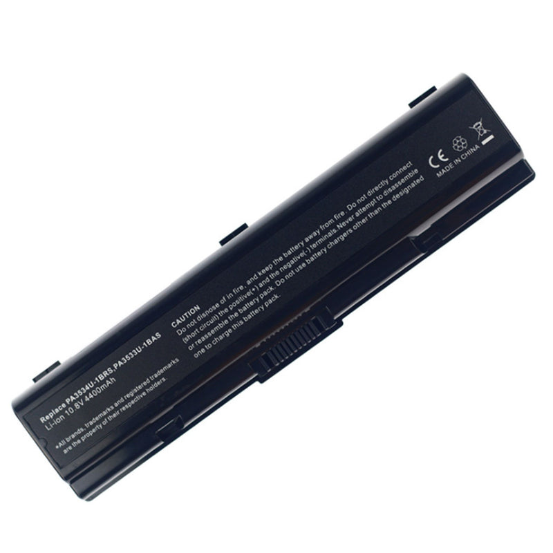 Toshiba Satellite M200 Laptop Battery PA3533U-1BAS