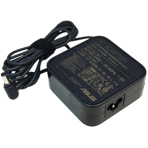 ASUS 65W Genuine Original Laptop Charger 19V 3.42A AC Adapter ADP-65GD B, 5.5*2.5mm