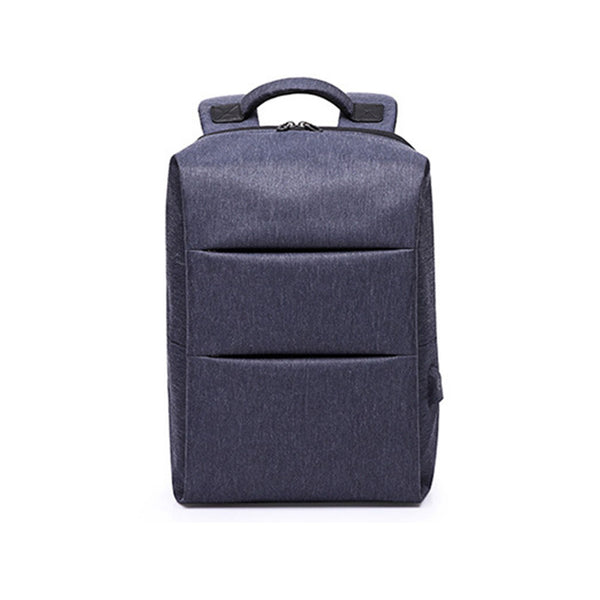 dark blue laptop backpack