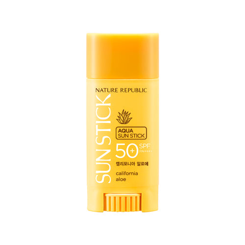 CALIFORNIA ALOE AQUA SUN STICK SPF50+PA++++