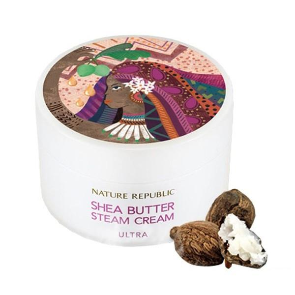 SHEA BUTTER STEAM CREAM_ULTRA