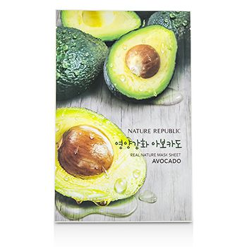 REAL NATURE MASK SHEET 1PC