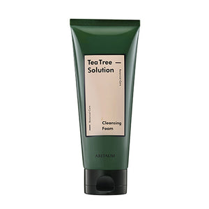 Teatree Solution Cleansing Foam