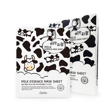 Pure Skin Essence Mask Sheet (Milk)