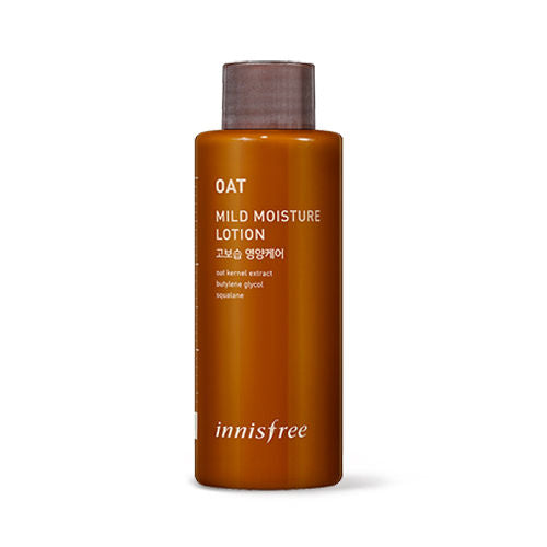 Oat Mild moisture all in one lotion