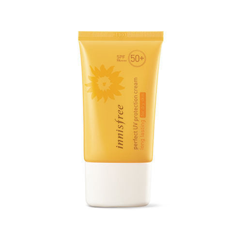 Perfect UV protection cream long lasting SPF50+ PA++++ for dry skin