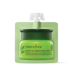 (TRAVEL SIZE) GREEN TEA BALANCING CREAM