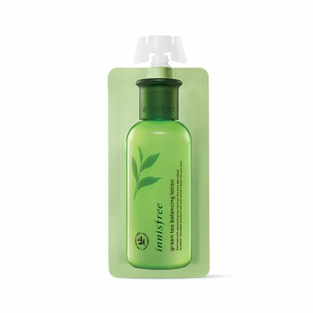 (TRAVEL SIZE) GREEN TEA BALANCING LOTION