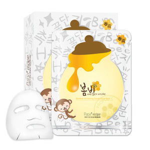 Bombee Whitening Honey Mask 1BOX (10 pcs)