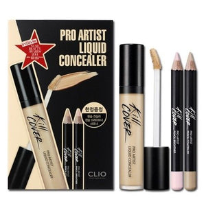 KILL COVER PRO ARTIST LIQUID CONCEALER #04 Ginger