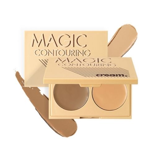 Magic Contouring Cream No.1 6g Deep brown
