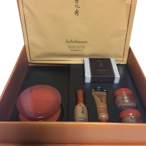 CONCENTRATED GINSENG RENEWING CREAM EX GINSENG SPECIAL SET(LIMITED)