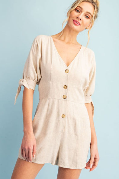 Dreamer Romper- Final Sale