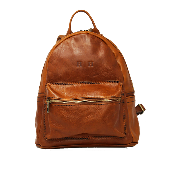 Atelier Small Backpack Cognac