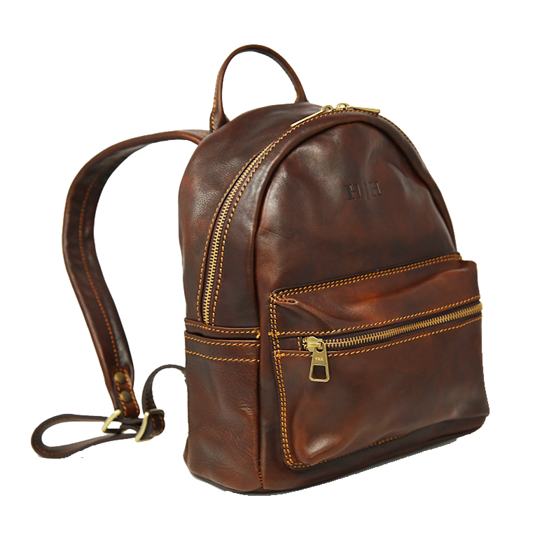 Atelier Small Backpack Walnut