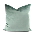Jade Velvet Cushion Cover | Hygge North