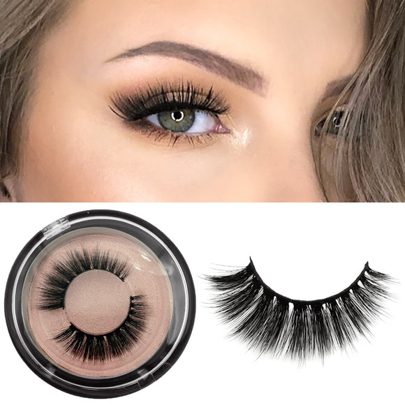 New Arrival Buy One Get One Free Jesvia Lashes 3D Lashes--CHARMING