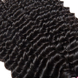 Jesvia Hair Brazilian Virgin hair Curly
