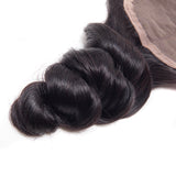 Jesvia Hair Brazilian Virgin hair 4x4 Top Closure Loose Wave