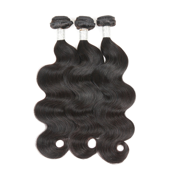 3 Bundles Deal Brazilian Hair Body Wave Jesvia Hair