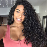 Jesvia Hair Brazilian Virgin hair Water Wave