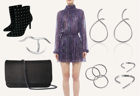 Disco Diva - Outfits Rosa Matte Jewels®