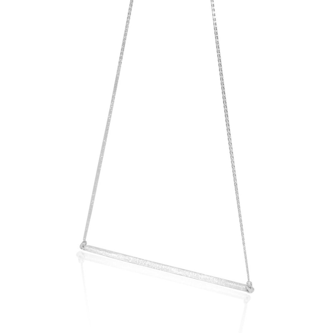 Htl  Necklace - Rosa Matte Estudio