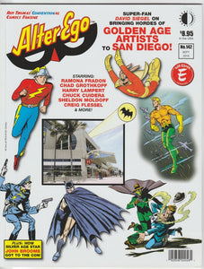 Alter Ego Magazine #142/September 2016