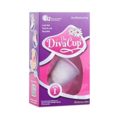 Diva Cup - Silicone Menstrual Cup