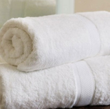 OrganicCotton Bath Towels - Set of 2