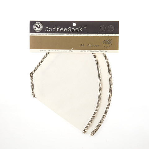 Coffeesock Reusable Coffee Filter